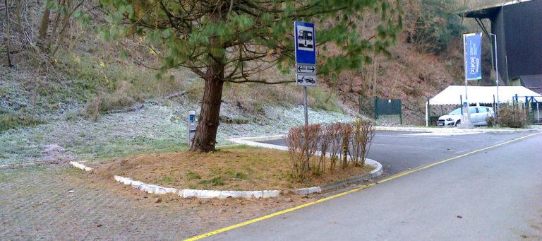 Postajališče za bivalna vozila/avtodome