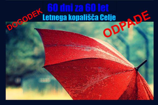 60 dni za 60 let Letnega kopališča Celje