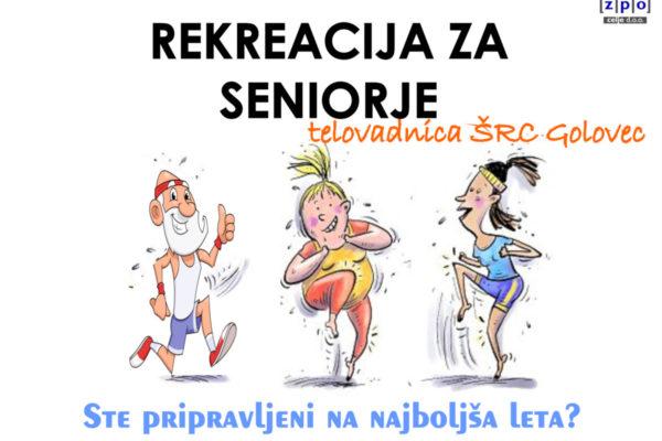 Rekreacija za seniorje