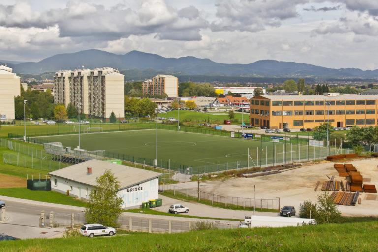 Nogometno igrišče Olimp