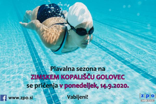 Plavanje je zdrava rekreacija… Gremo na bazen!