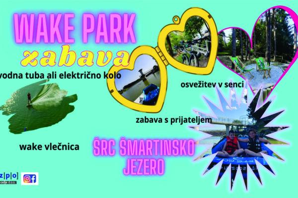 ŠRC Šmartinsko jezero vabi!